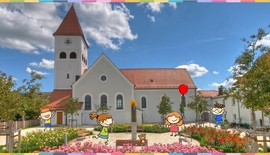 Kirche Ursensollen